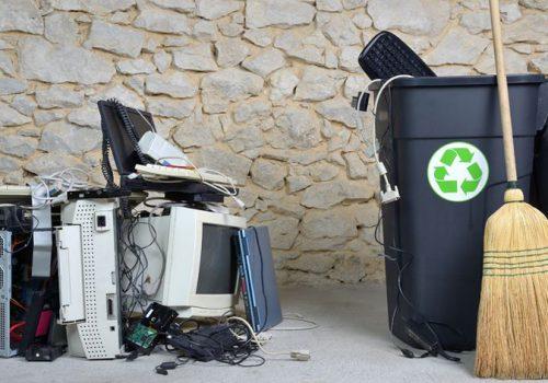 Los Españoles generamos 200.000 toneladas de basura electrónica al año y solo reciclamos el 11%