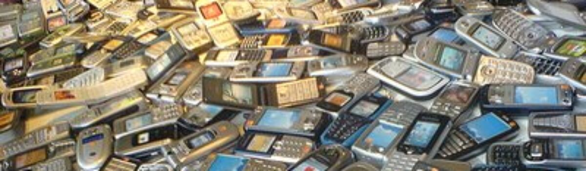 Metales preciosos en la basura electrónica
