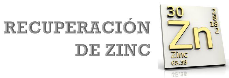DGR participa en un proyecto de recuperación de zinc